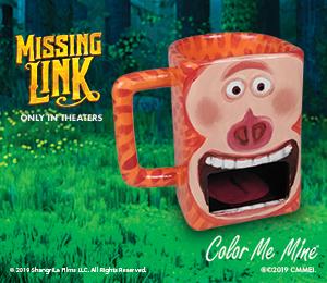 Pasadena Mr. Link Mug